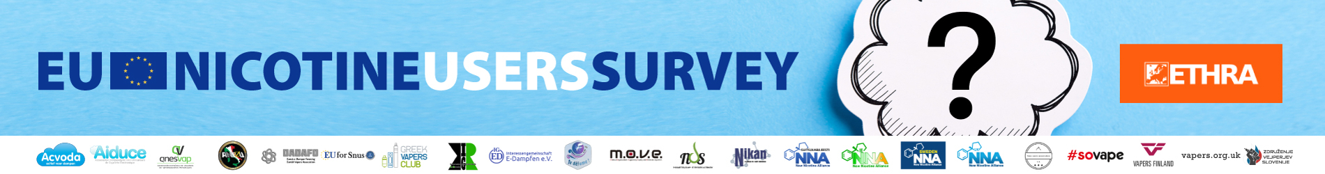 ETHRA survey banner